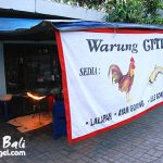 巴里島/峇里島Bali路邊攤美食小吃