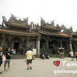 台灣最美的廟宇 三峽長福巖祖師爺廟(Sansia Tzushr Temple)