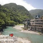 台北旅遊景點推薦 烏來一日遊 踩老街、逛泰雅民族博物館、玩台車、看瀑布、遊雲仙樂園與纜車