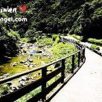 台北一日遊推薦 夏日坪林單車親水行