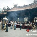 台北(Taipei)萬華 龍山寺(Longshan Temple)