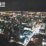 曼谷(Bangkok)Baiyoke Sky Hotel看夜景、聽現場演唱
