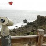 墾丁(Kenting)貓鼻頭(Maobitou)看貓岩
