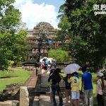 柬普寨(Cambodia)暹粒 天宮(Phimeanakas)與巴揚寺(Bapuon)
