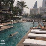 2012年泰國旅遊日記(4)半島酒店的最後享受