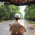 柬普寨(Cambodia)參觀吳哥窟交通工具