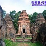 柬普寨(Cambodia)暹粒 吳哥窟羅洛斯遺址群(Rolous Group)