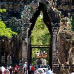柬普寨(Cambodia)暹粒 吳哥窟大吳哥城(Angkor Thom)