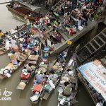 曼谷旅遊景點推薦 不去會後悔的安帕瓦水上市場