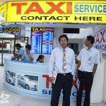 普吉島(Phuket)機場與市區間交通 – 公營機場巴士、Minivan與計程車