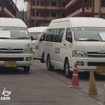 曼谷(Bangkok)市區與芭達雅(Pattaya)間交通方式 巴士、計程車或Minibus / Minivan