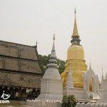 清邁旅遊景點 松達寺(Suan Dok Temple)