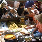 曼谷旅遊景點 丹嫩莎朵水上市場(Damnoen Saduak Floating Market,ตลาดน้ำดำเนินสะดวก)