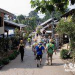 清邁(Chiang Mai)驚險刺激的活動 Jungle Flight 叢林飛行