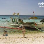 長灘島旅遊(Boracay)活動 出海環島遊Island Hoping