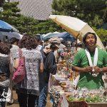 日本大阪京都旅遊日記 11 手拙市集