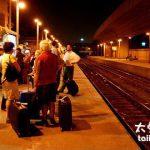 埃及旅遊(Egypt Travel)開羅與亞斯文 / 路克索間臥舖火車