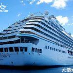 大溪地旅遊(Tahiti Travel)茉莉亞島(Moorea)搭船、公車