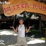 大溪地旅遊(Tahiti Travel)波拉波拉島 (Bora Bora)Bloody Mary's 餐廳