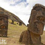 智利旅遊(Chile Travel)復活節島摩艾古蹟介紹(Easter Island Moai)