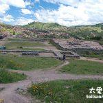 祕魯旅遊景點-庫司科Cusco近郊遺跡Saqsaywaman