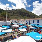 秘魯旅遊(Peru Travel)庫司科景點Pisac假日市集