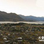 紐西蘭旅遊(New Zealand Travel)南島景點 瓦那卡(Lake Wanaka)湖光小鎮