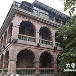 淡水喝下午茶看日落的好餐廳 淡水紅樓 (Danshui Red Castle)