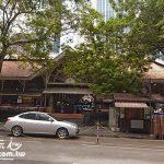 新加坡自由行(Singapore)不容錯過的老巴剎美食中心Lau Pa Sat Festival Market
