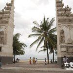 巴里岛/峇里岛自由行推荐活动 库塔海滩学冲浪(Kuta Beach Surfing)