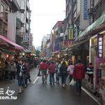 台北旅遊熱門景點推薦 淡水老街(Danshui Old Street)