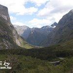 紐西蘭旅遊(New Zealand Travel)最美麗的公路 米佛公路Milford Road