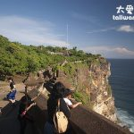 峇里島/巴里島旅遊自由行(Bali Travel)景點 烏魯瓦圖神廟看日落與卡恰舞Uluwatu Temple