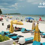 蘇美島旅遊(Samui) 查文海灘Chaweng Beach與查文大街