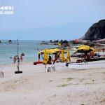 蘇美島旅遊(Samui Travel)景點 拉邁海灘(Lamai Beach)