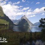 紐西蘭旅遊(New Zealand Travel)必遊景點 世界文化遺產-米佛峽灣Milford Sound