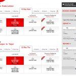 亞洲航空推出隱藏版的超殺便宜機票,飛吉隆坡來回只要2042元台幣!!!