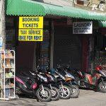 蘇美島、龜島旅遊交通工具 租台車自由自在趴趴走