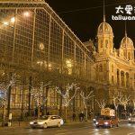 歐洲聖誕跨年初體驗 7 布達佩斯-我的第一個聖誕節