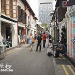新加坡自由行最愛的景點推薦 Haji Lane哈芝巷好吃好逛又好玩
