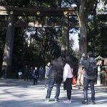 東京一日遊之上野買藥妝,下午逛明治神宮