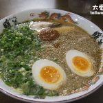 沖繩知名美食推薦 暖暮拉麵與通堂拉麵
