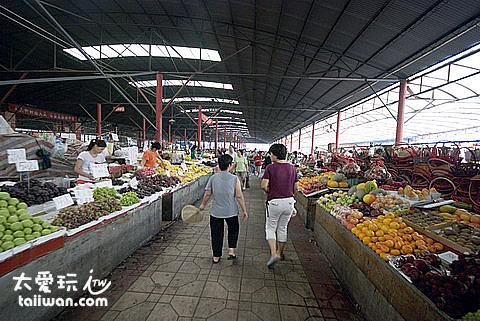 北京傳統市場