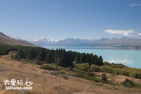山景湖景雪景搭得完美無暇