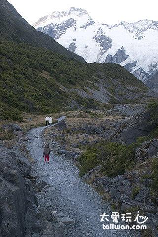 庫克山步道