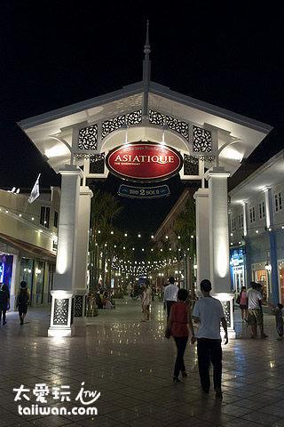 Asiatique夜市