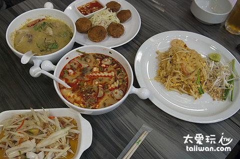 好吃的泰國菜