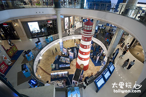 Terminal 21購物商場