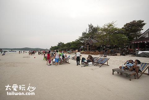沙美島海灘
