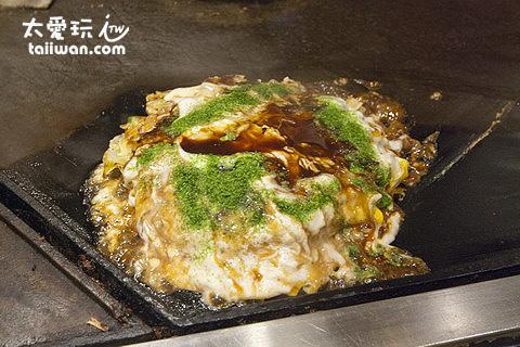 很好吃的大阪燒